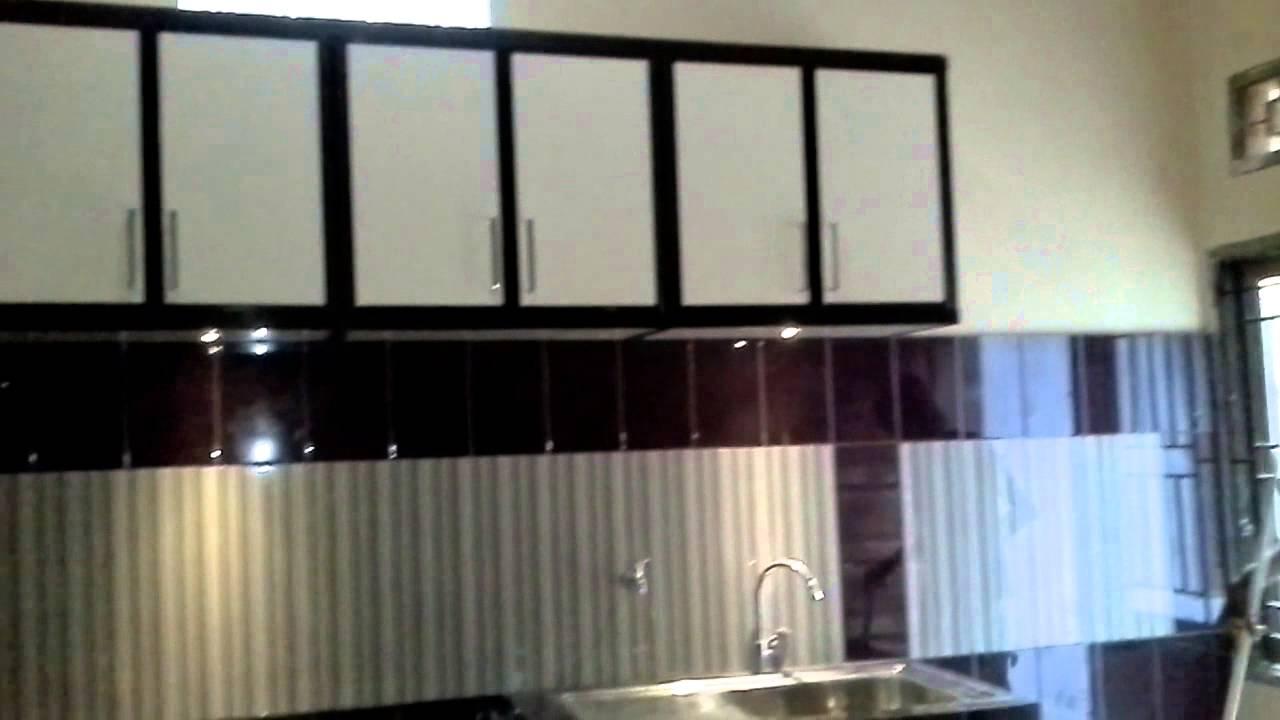 Toko kaca dan aluminium wahyu arafat youtube for Toko kitchen set