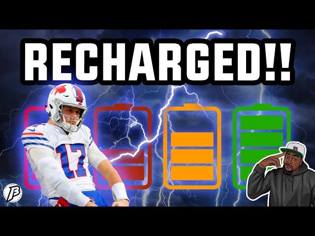 Buffalo Bills Pass Rush Recharged After Miami Assault? || Did You Like The Balanced Offense?