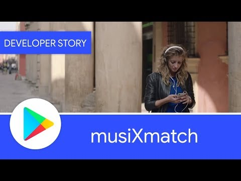 Android Developer Story: musiXmatch drives user engagement through innovation
