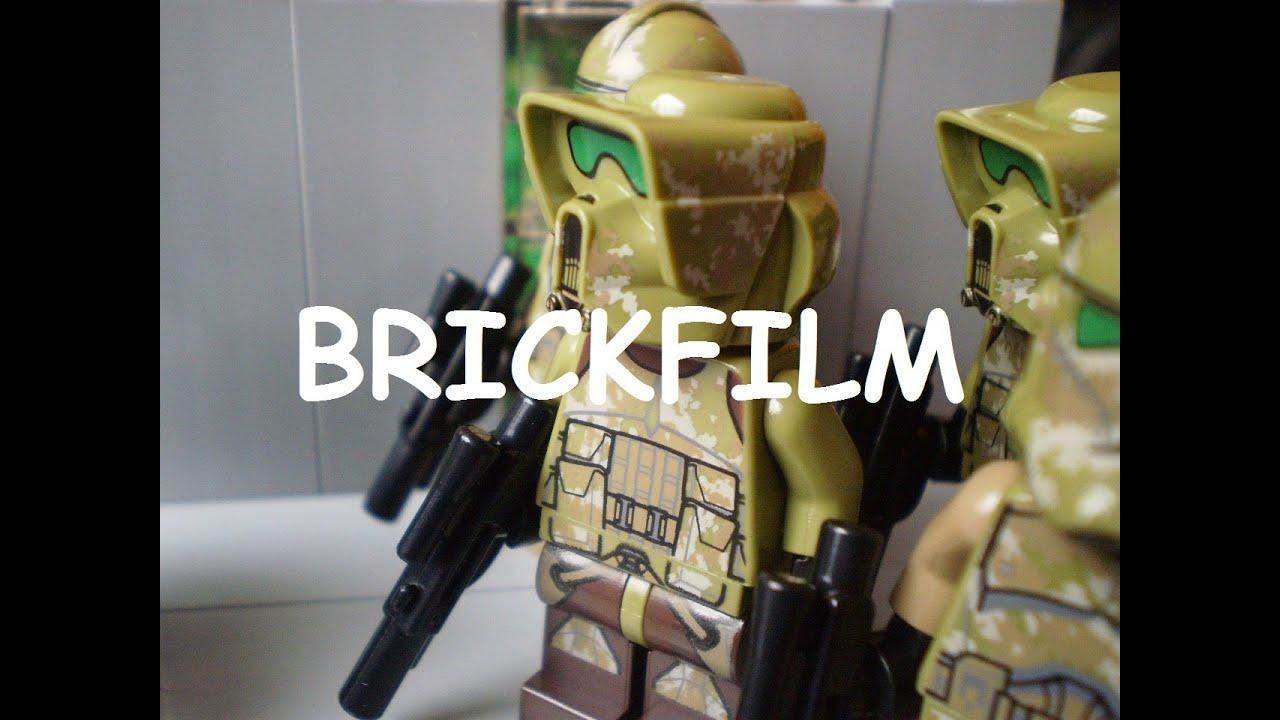 Lego Star Wars Wojny Klonów Odc 2 Youtube
