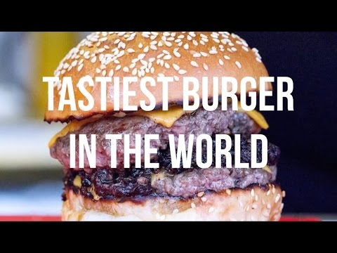 Bleecker Black at Bleecker St. - FoodieHub's Tastiest Burger in the World 2015