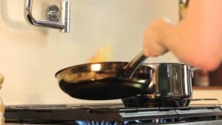 Mamma Mia!: Spaghetti Aglio E Olio By Chef Matteo Meacci