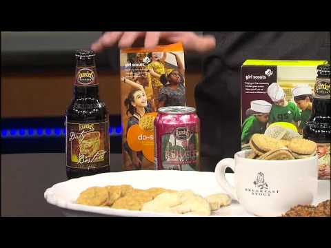 Ale Mary's Hosting Special Girl Scout Cookie and Beer Pairing Event