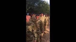 Taliban U.S Army Marching Cadence