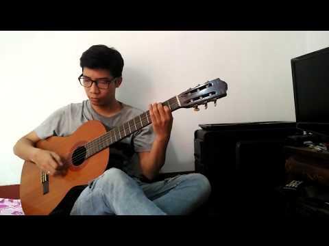 Ari Lasso - Hampa | Guitar Fingerstyle
