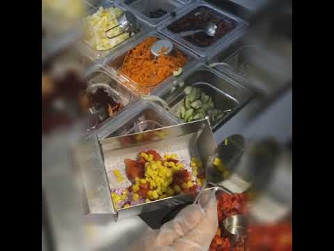 Vegetarian chili from Grabbagreen San Diego