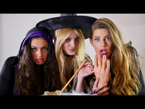 Thumbnail: Witch Sisters | Lele Pons, Hannah Stocking & Inanna Sarkis