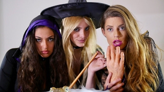 Witch Sisters | Lele Pons, Hannah Stocking & Inanna Sarkis