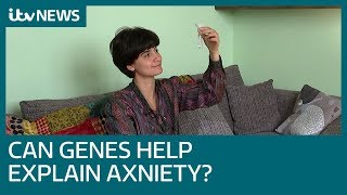 Could genes help unlock the reasons why we suffer from depression and anxiety? | ITV News