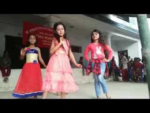 Bhotechaur, saraswati school, Halka halka layeko dami dekhen6