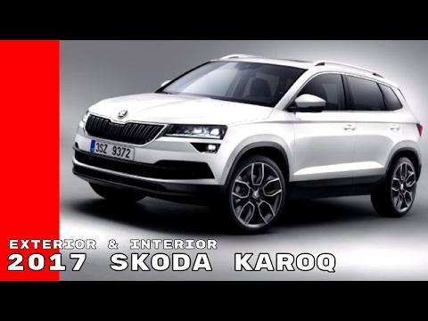 2017 Skoda Karoq Exterior & Interior Walkaround