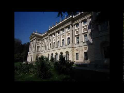 Marcello Abbado presents Eriko Sumi at Royal Palace of Milan 2012