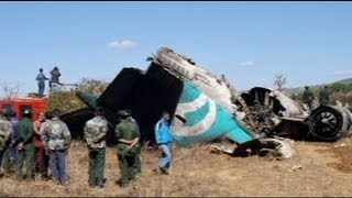 Deux morts dans un accident d'avion en Birmanie
