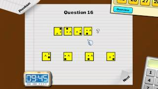 Mensa Academy Maximum Test Score 180(PC 1080p60)