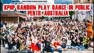 KPOP IN PUBLIC - RANDOM PLAY DANCE 랜덤플레이댄스 From Perth Australia