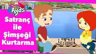 RGG Ayas - Satranç ile Şimşeği Kurtarma - Çizgi Film | Düşyeri