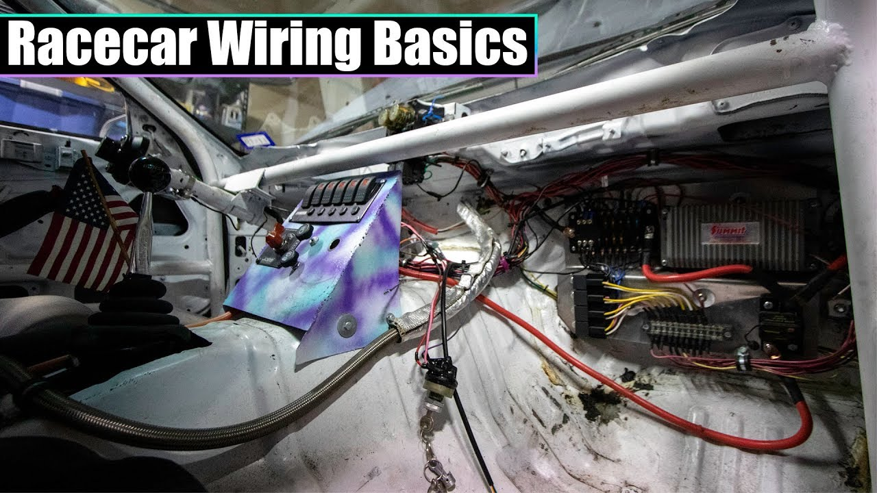 [DIAGRAM_4PO]  How I made a Custom Racecar Wiring Harness for my RX7 - YouTube | Custom Automotive Wiring Harness |  | YouTube