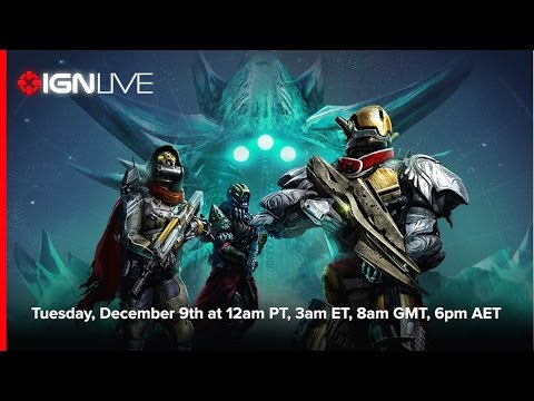 IGN Live Presents: The Race to Beat Destiny's New Raid