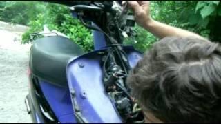 видео Спидометр на скутере не работает. На скутере не работает спидометр