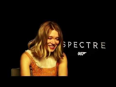 BOND GIRL Léa Seydoux: I didn't think I was beautiful enough to be a Bond girl