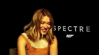 BOND GIRL Léa Seydoux: I didn't think I was beautiful enough to be a Bond girl