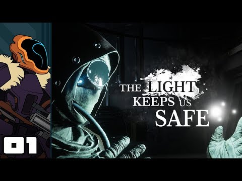 Let's Play The Light Keeps Us Safe - PC Gameplay Part 1 - Oh Look, A Distraction!
