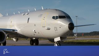 Boeing P-8A Poseidon for the Royal Air Force