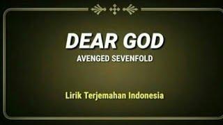 Download Avenged Sevenfold - Dear God (Lirik Terjemahan Indonesia)