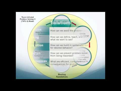 TIPS Framework 8/8: Summative Evaluation Decisions In Team-Initiated Problem Solving