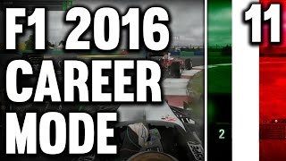 f1 2016 ultimate career mode part 11 hungary fractions of a second