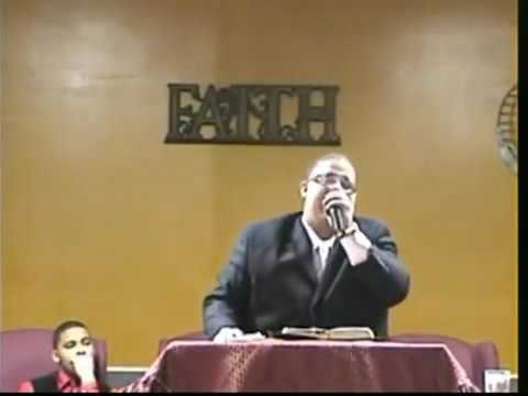 Predicando Evang. Hector Delgado Tema-...