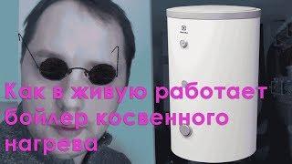 видео Напольные бойлеры косвенного нагрева