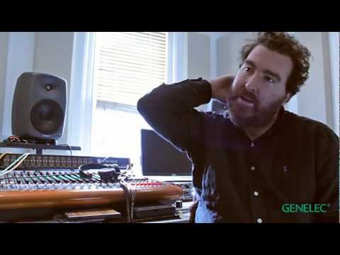 Joe Goddard Interview (Hot Chip, The 2 Bears) on Music Production and Genelec Monitors...