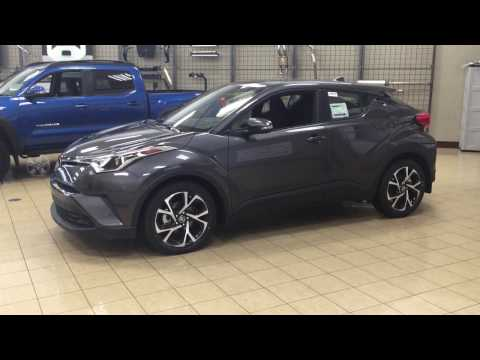 2018 Toyota C-HR XLE Premium Review