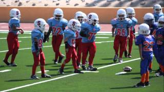 2012 Year End Video (Sandia Mighty Mites)