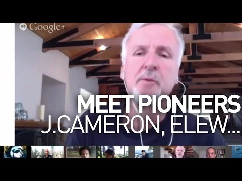 Solar Impulse - Flying Google + Hangout to meet pioneers