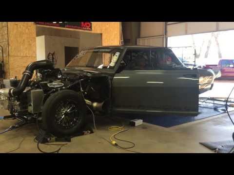 Flame-spewing Chevrolet Nova would put even Bowser to shame