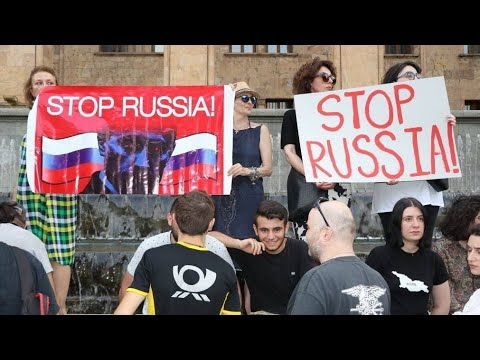 Россия Оккупировала Грузию, считает ОБСЕ