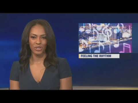 Channel 12 News Nieves Latin Dance Studio - Bronx Edition