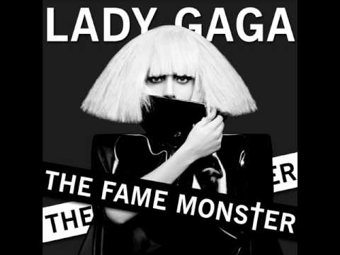 Lady Gaga- Bad Romance Instrumental