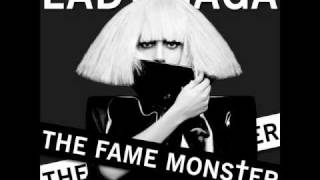 Repeat youtube video Lady Gaga- Bad Romance Instrumental