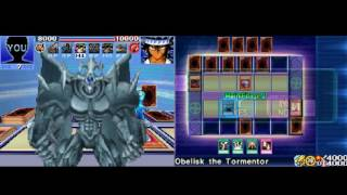 Yu-Gi-Oh! Nightmare Troubadour-Obelisk the Tormentor