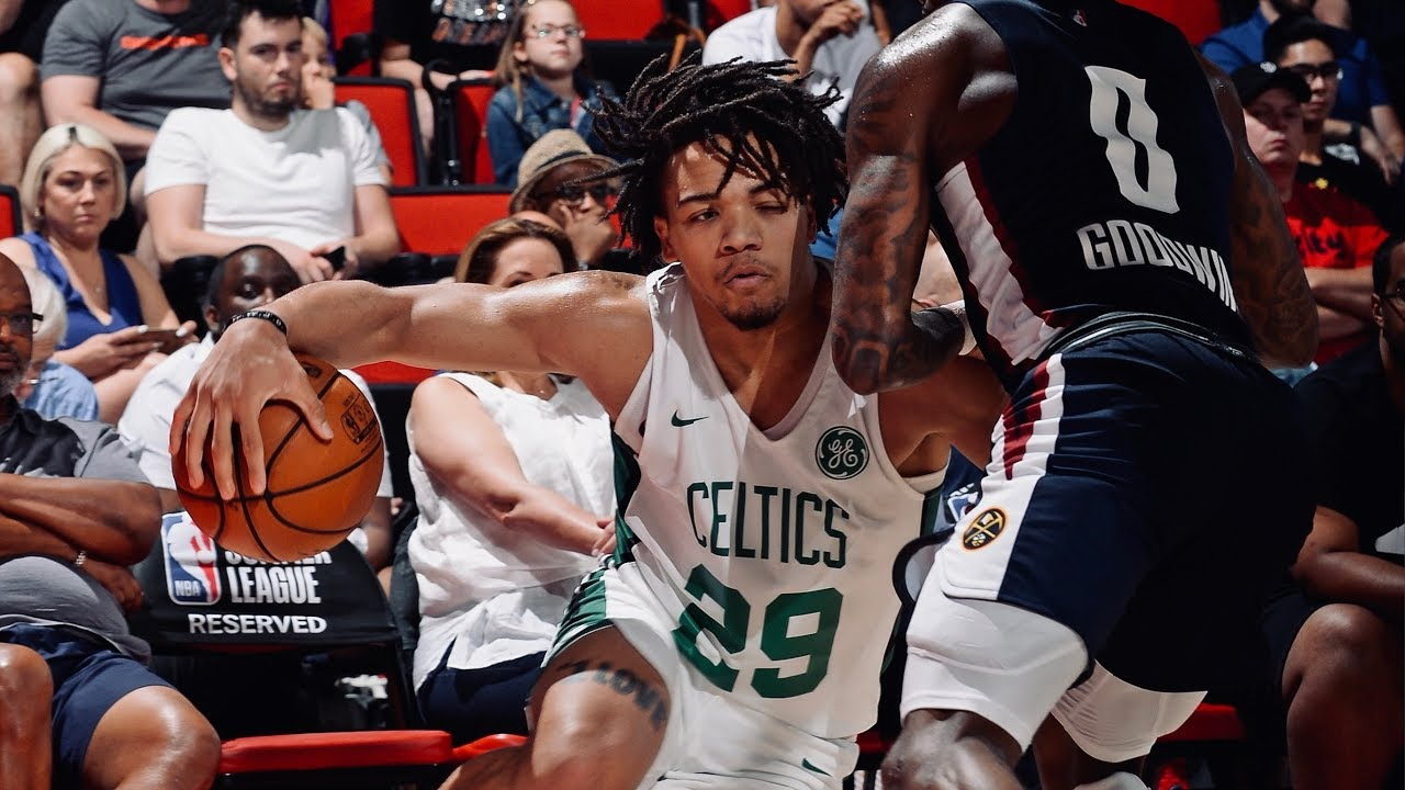 Carsen Edwards Already Playing Like The Steal Of The Draft | Top Plays From Summer League