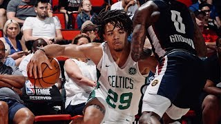 Carsen Edwards Already Playing Like The Steal Of The Draft   Top Plays From Summer League