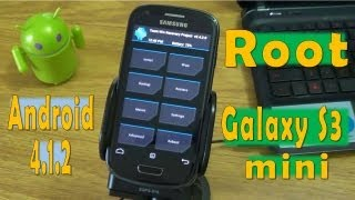 Tutorial] Root y Recovery Avanzado Samsung Galaxy S3 mini I8190L 05:14