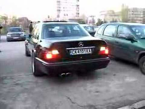 Mercedes Club Bulgaria, Sofia - E 500 W124 4