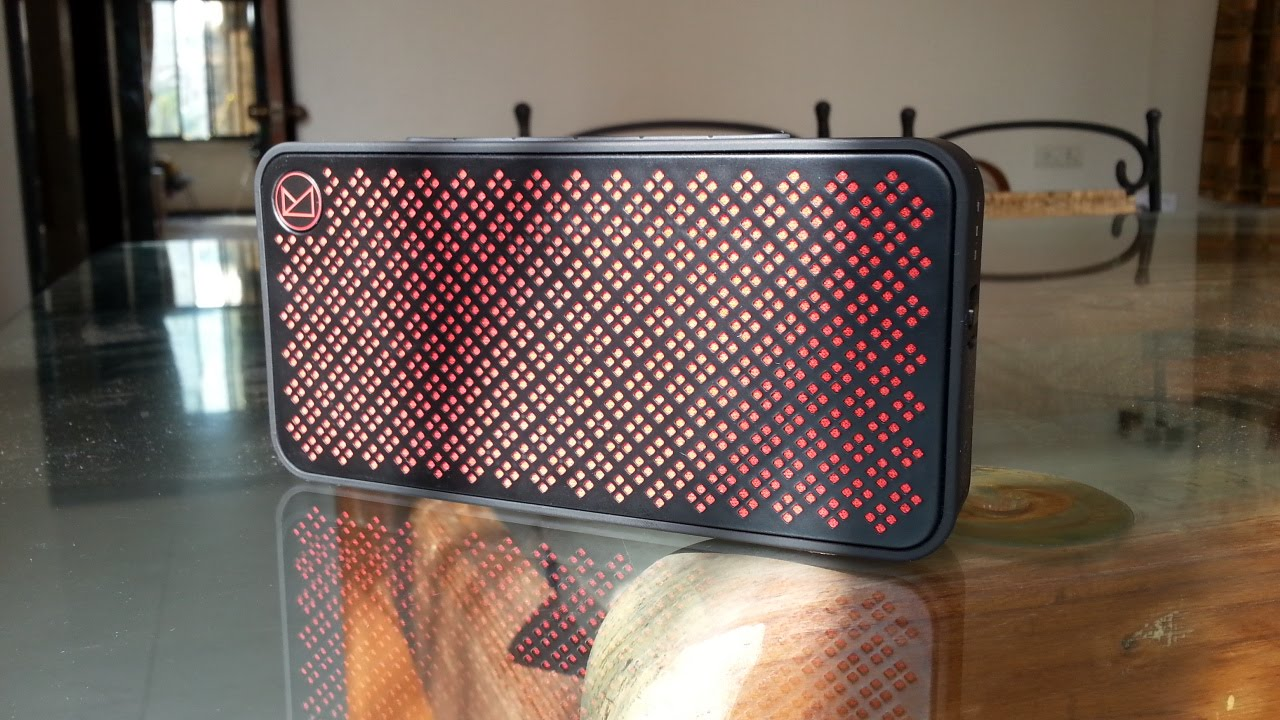 F d portable bluetooth speaker review youtube for F d portable bluetooth speakers