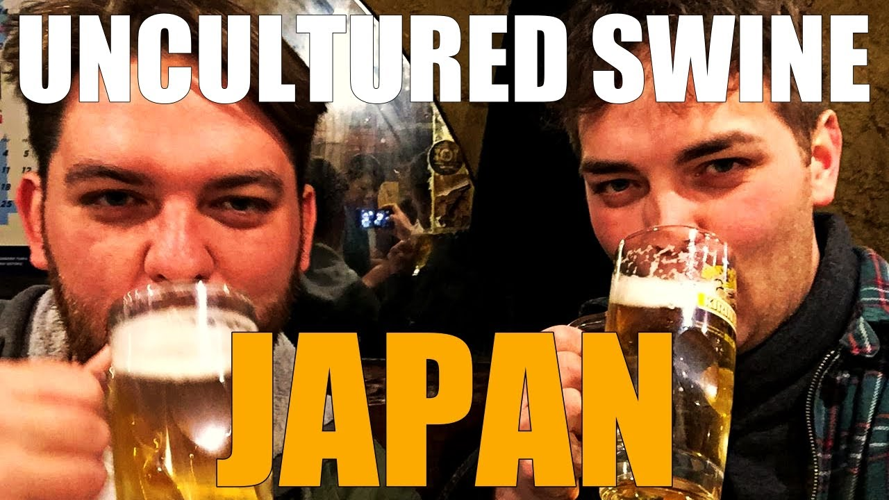 Uncultured Swine Japan Promotional Trailer - YouTube