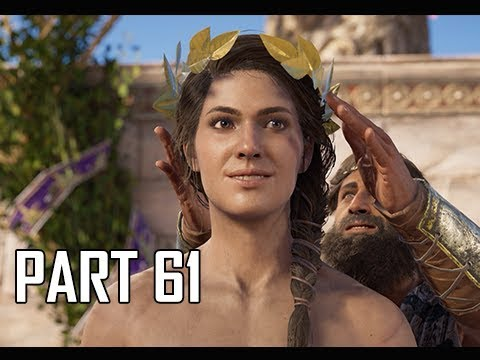 ASSASSIN'S CREED ODYSSEY Walkthrough Part 61 - New Champion (Let's Play Commentary)