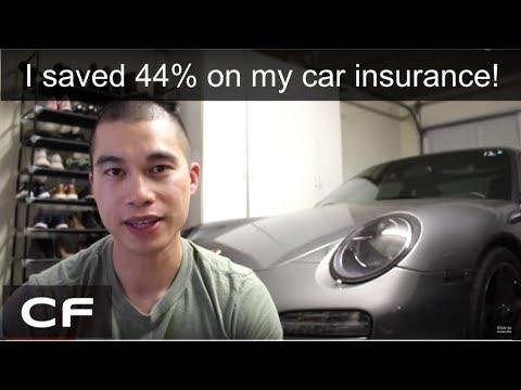 How to Save Money on Your Car Insurance (Progressive vs Geico vs USAA)